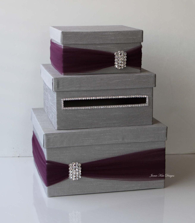 Wedding Card Box Gift Table: Wedding Card Box Money Box Wedding Gift Card Money Box