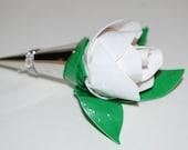 Custom Duct Tape Rose Boutineer