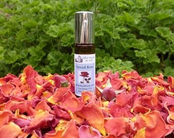 Spiced Rose Botanical Perfume