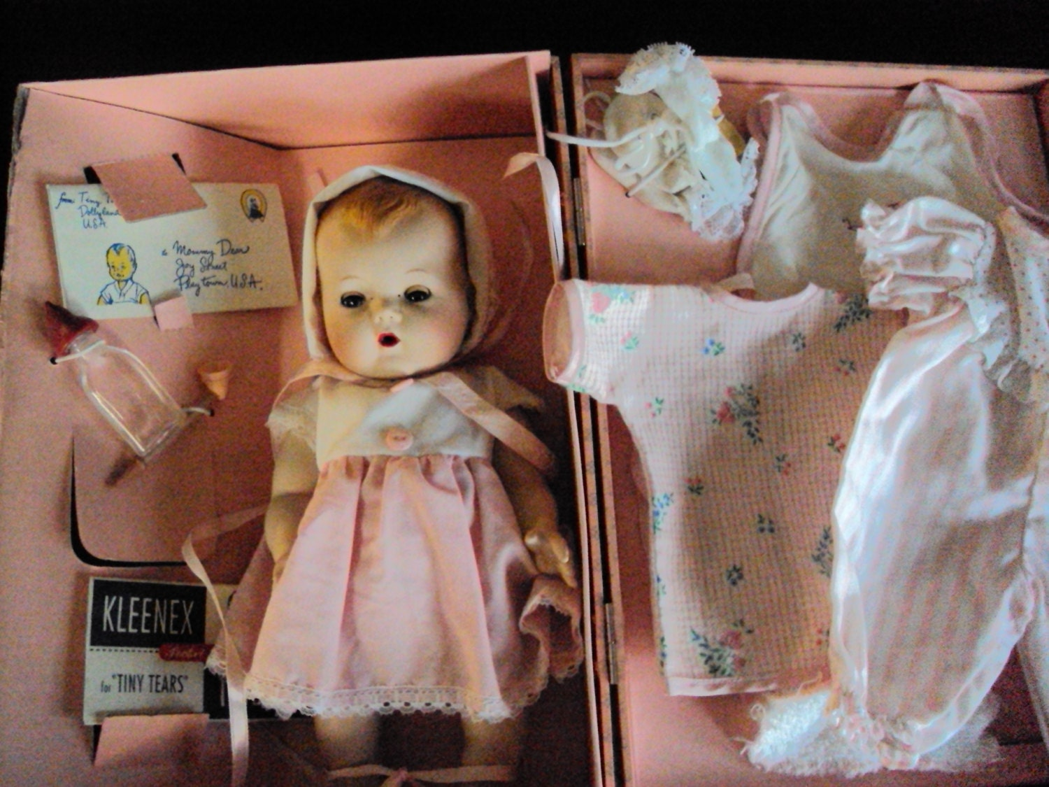 Vintage Tiny Tears Doll SALE By YRvisions On Etsy