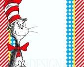 3 DIY Printable Dr. Seuss Sign Templates