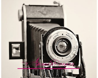 11x16 Wall Print - Agfa Vintage Camera
