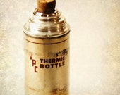 Vintage 1940s Thermos Original Cork Stopper and Cup