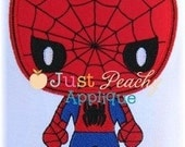 Spider Man SpiderMan Full Body Hero Machine Embroidery Design Buy 1, get 1 free! Convo your choice!