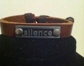The SILENCE Men's Bracelet