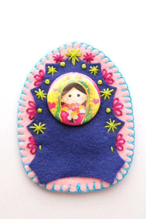 Reserved for Isaura  // 20 Lady of Guadalupe Altares // Virgen de Guadalupe First Communion Gift, Baptism, Confirmation