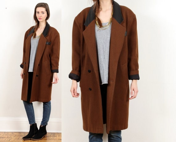Oversized Wool Coats