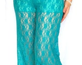 Perfectly Lovley Lace Pants