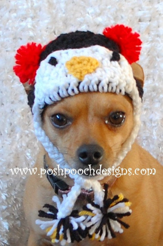 how to make a dog beanie