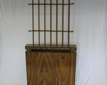 Mid Century Modern room divider, screen 1950's