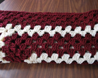 On sale,Crochet Baby Blanket