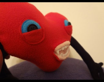 Valentine Heart Creepo Plush