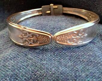 Lady Doris/Princess 1929 Silverware Bracelet