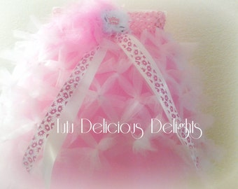 Pink Posh Princess Tutu Dress