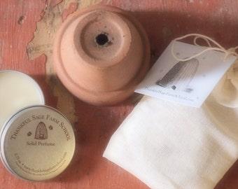 Captured Memories Solid Perfume
