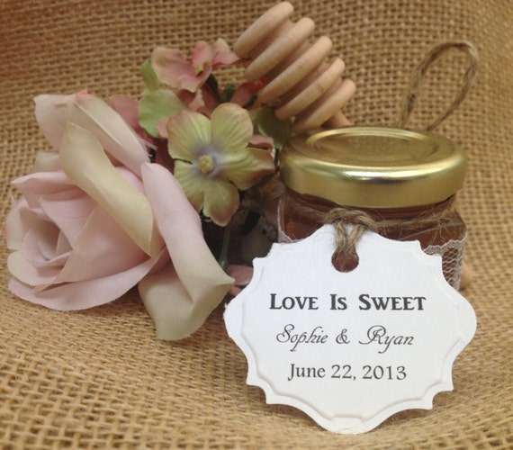 24 qty meant to bee honey wedding shower favors with by for Honey bee wedding favors