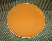 "Ben Siebel Iroquois Informal China 8"" Salad Plate - Harvest"