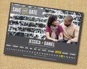Printable Photo Calendar Save the Date
