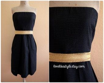 Gold Metallic Netting Lace on Champagne Satin Ribbon Sash, Bridal Sash, Bridesmaid Sash , Flowre Girl Sash / SH-32