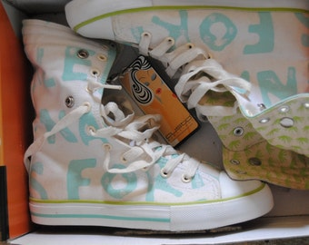 Sneakers Tennis Converse Style Sports Shoes Custo Barcelona