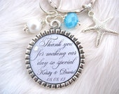 Wedding Planner Gift Thank you gift Preacher Minister Grandmother Godmother BEST FRIEND Maid of Honor Wedding Bridal Party Gift Jewelry