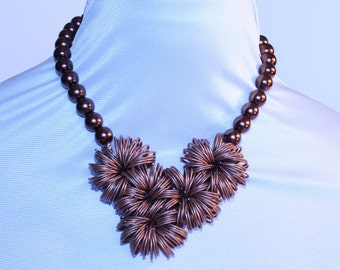 Jumpring necklace