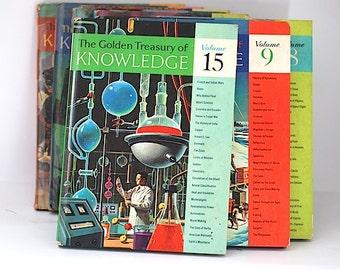 CHILDREN'S Books, Beautiful Book Lot, Hardcover Books,  Vintage Book Bundle, Cool Kid Books, Encyclopedia Set, Home Decor For Hotel,