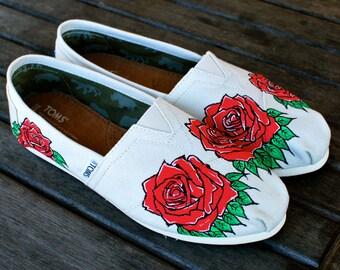 Rose TOMS