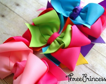 Add a Bow  -Tutu Customers Only-