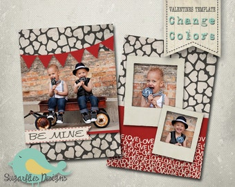 Valentines Photography Templates - Valentines Card 15