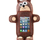 Cuddly Dog iPod and iPhone cases