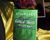 Book, Fiction,  Fantasy, witches, fairies, Goblins, trolls, underworld, Susan lake