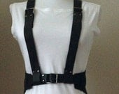 Black Leather Harness Belt Fashion Harness Body Fashion Harness Belt Woman Fashion Harness 2013 Trend
