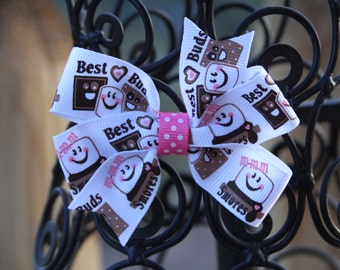 Best Buds S'mores Hair Clip