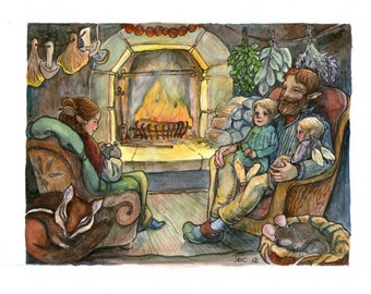 Cozy Hearth