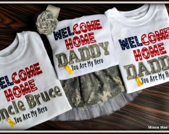 Welcome Home from Deployment