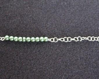 Children's Beaded Charm Bracelet