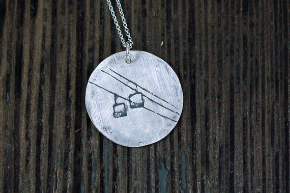 Chairlift Pendant