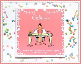 Crafterina Olive Version Book