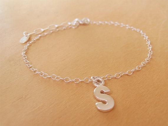Mini Monogram Silver Bracelet SALE