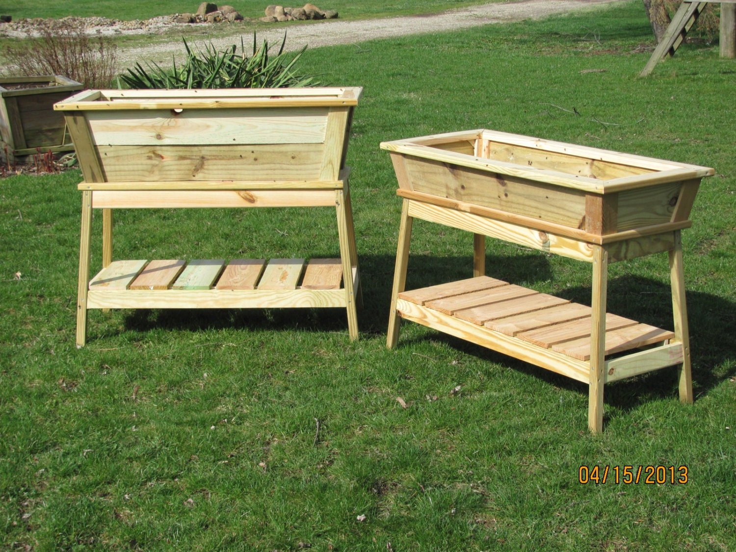 Outdoor Planter Planter Box Wooden Planter Cedar Planter