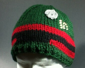 Star Wars Inspired Hat: Boba Fett Knit Hat