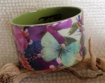 Tropical Color Mix - Bracelet/Cuff/Bangle