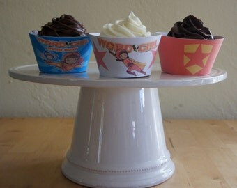 Word Girl Inspired Cupcake Wrappers