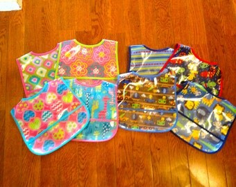 Personalized Baby/Toddler Bibs