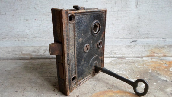 Vintage Antique Bronze Drawer Pulls