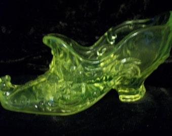 Vasiline Glass Slipper