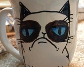 Made to order Grumpy Cat mugs