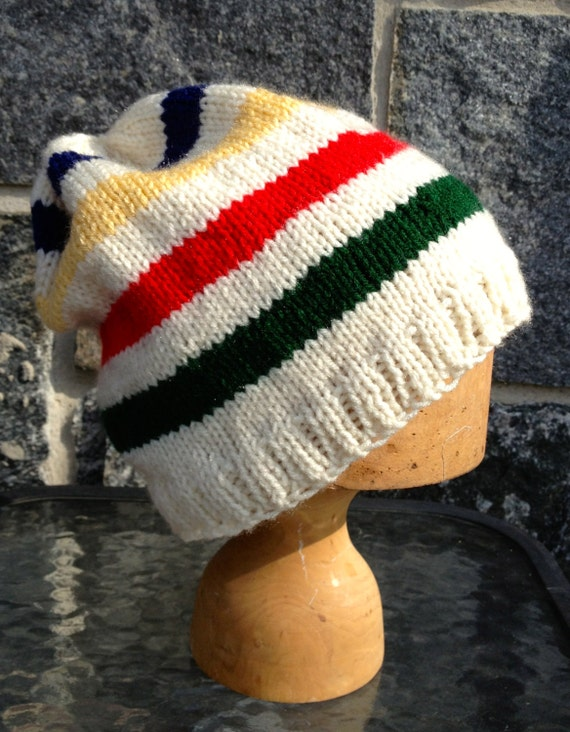 how to wear a knit hat