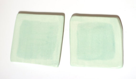 turquoise coasters - Custom listing for Margaret